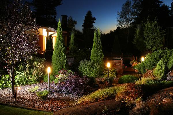 outdoor lighting installation outdoor oregon landscape lighting greensboro dependable outdoor installation in winston salem nc mr electric of